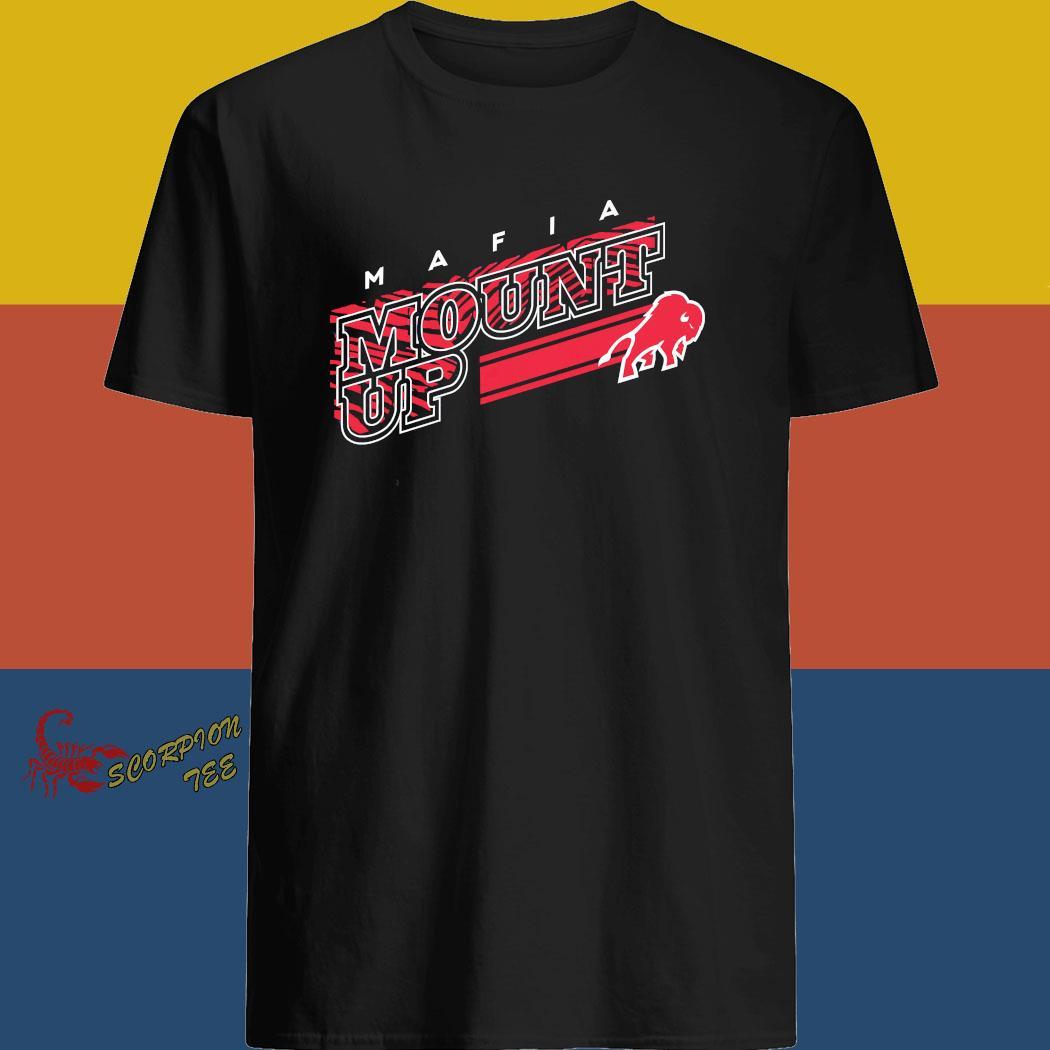 Buffalo Bills Mafia Mount Up Shirt