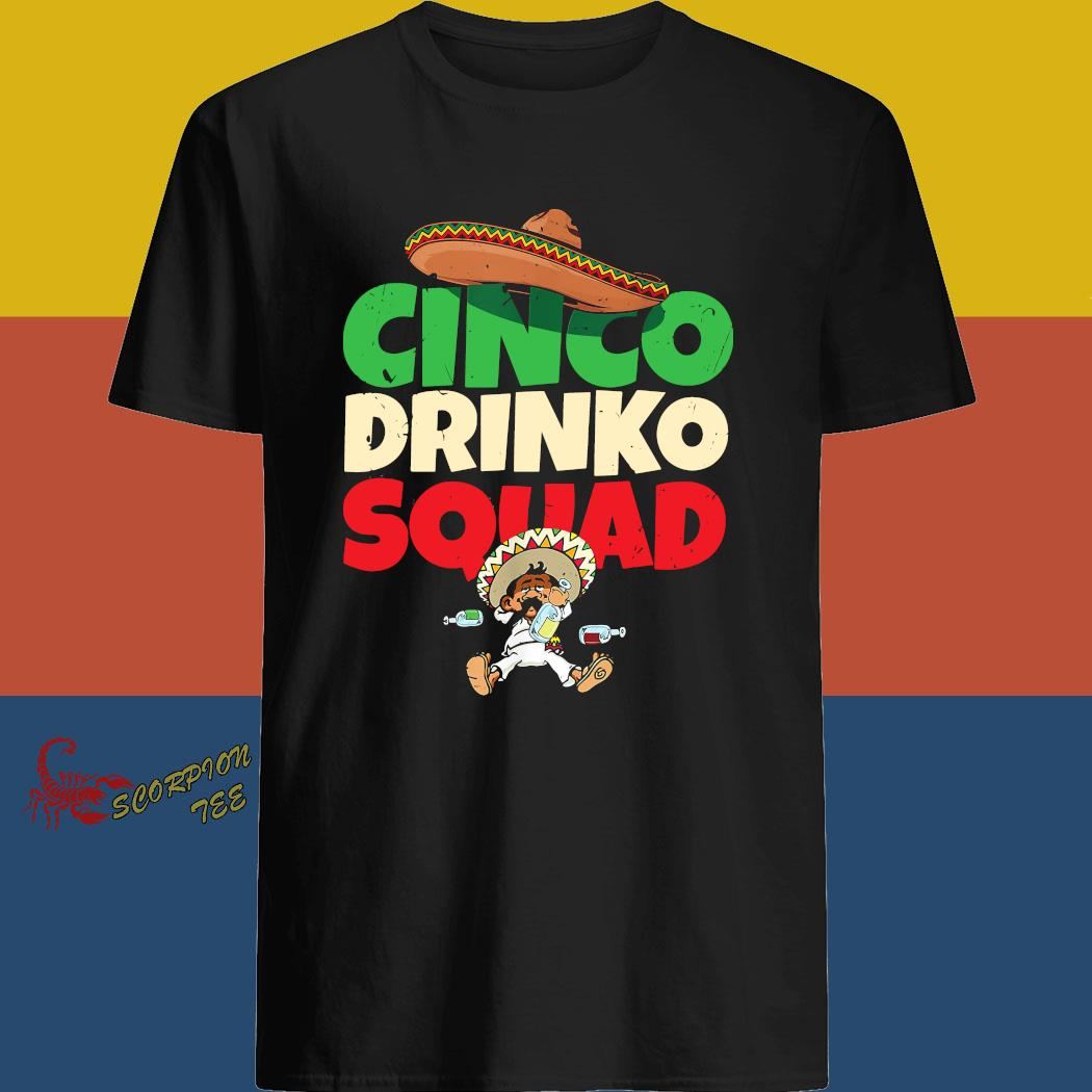 Cinco Drinko Squad Drinking Party ...