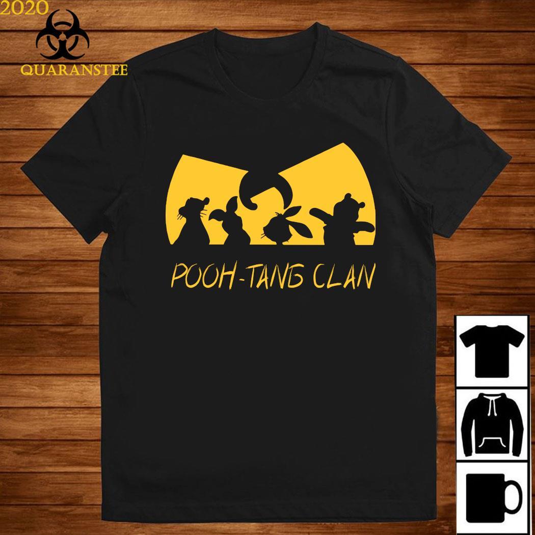 Wu-tang Clan Pooh-tang Clan Shirt