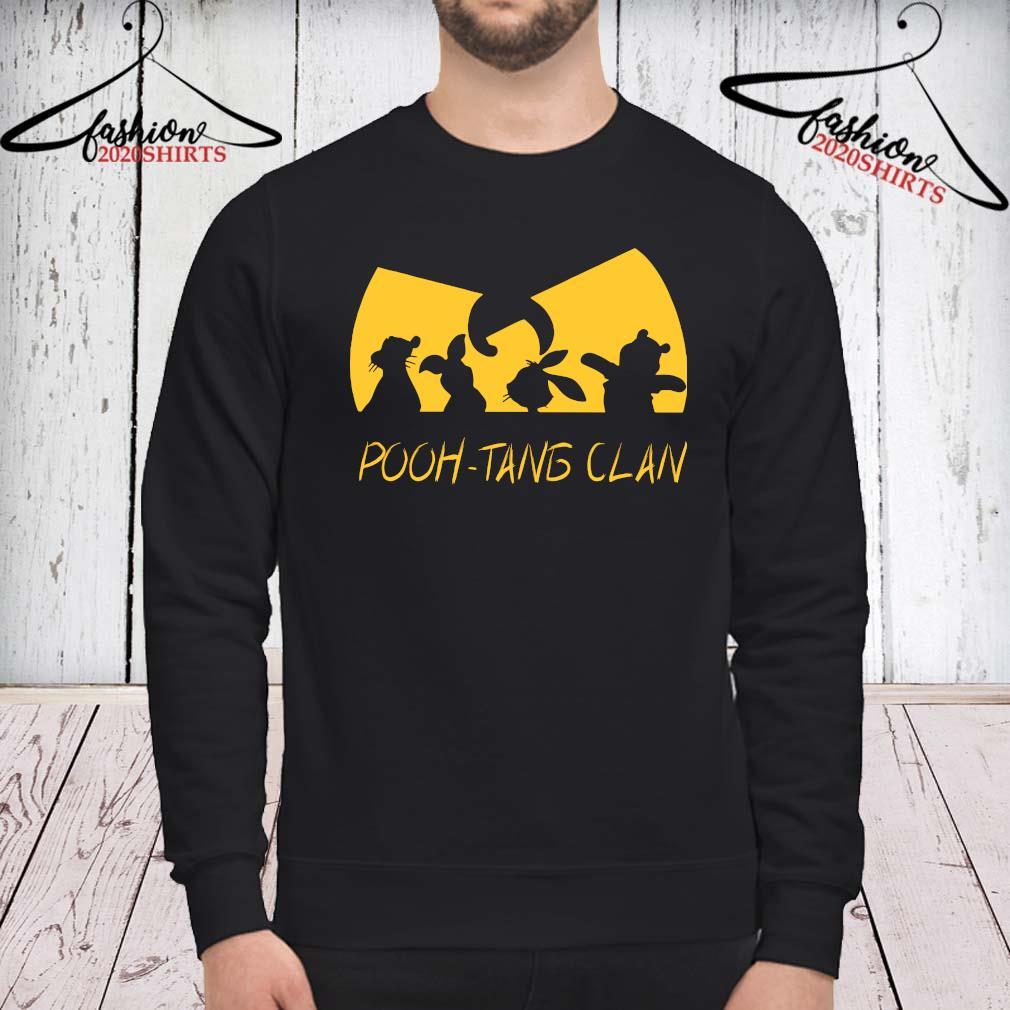 Wu-tang Clan Pooh-tang Clan Shirt sweatshirt