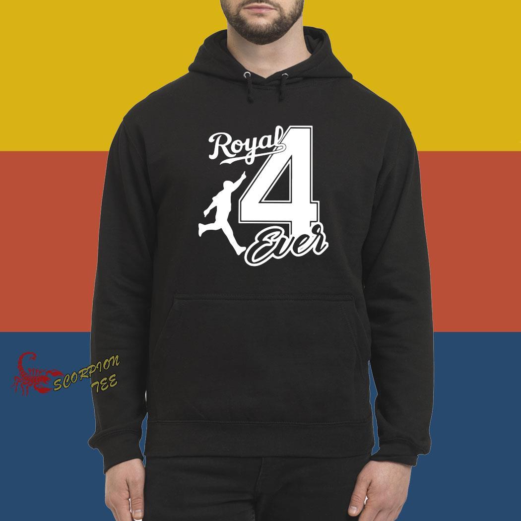 4 Ever Royal Kansas City Shirt hoodie
