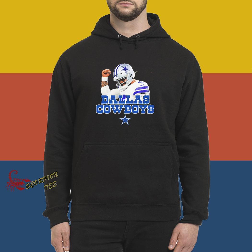 Dallas Cowboys Dak Prescott Shirt hoodie