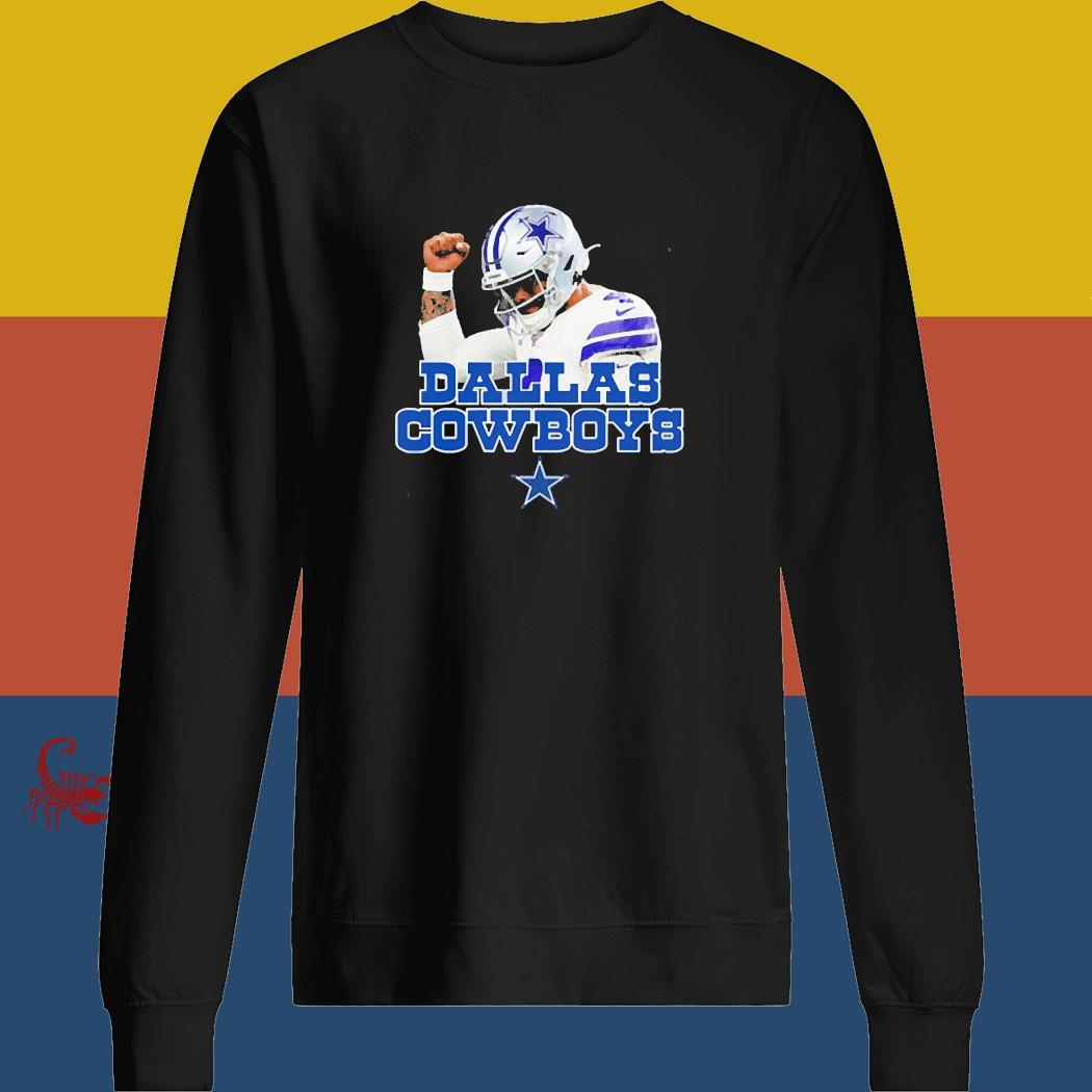 Dallas Cowboys Dak Prescott Shirt sweatshirt