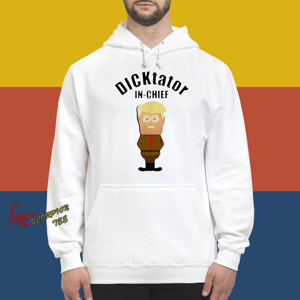Dictator in Chief Pro Biden Shirt hoodie