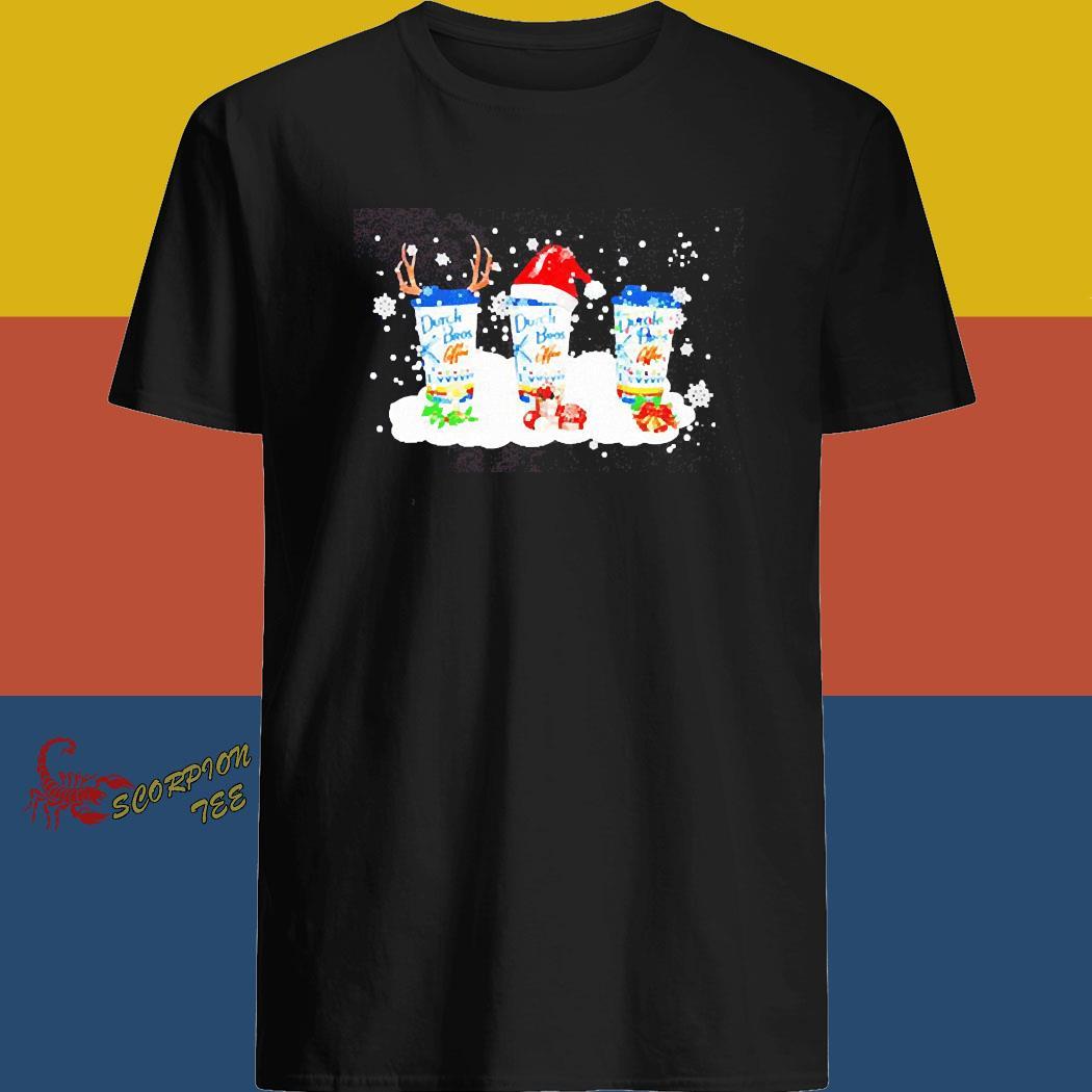 Dutch Bros Coffee Christmas Shirt