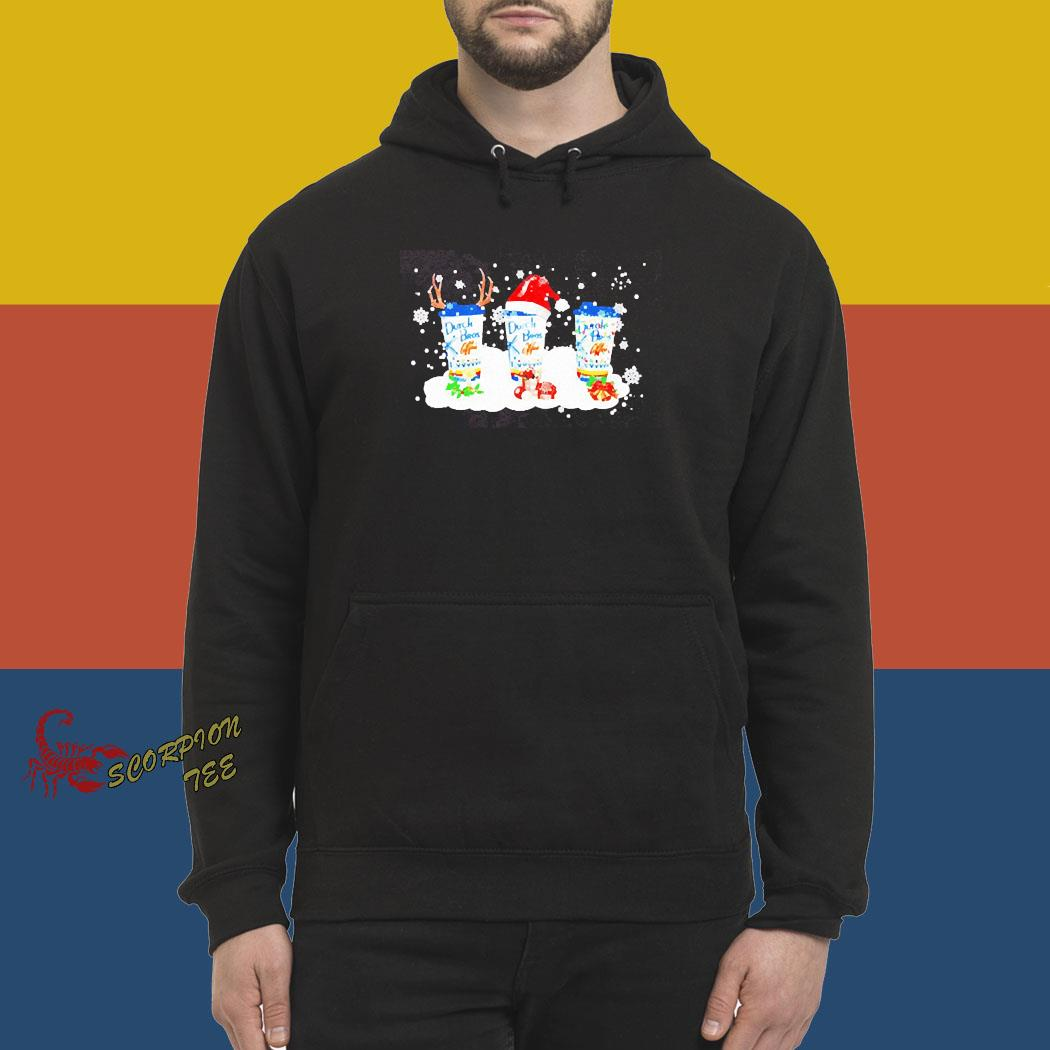 Dutch Bros Coffee Christmas Shirt hoodie