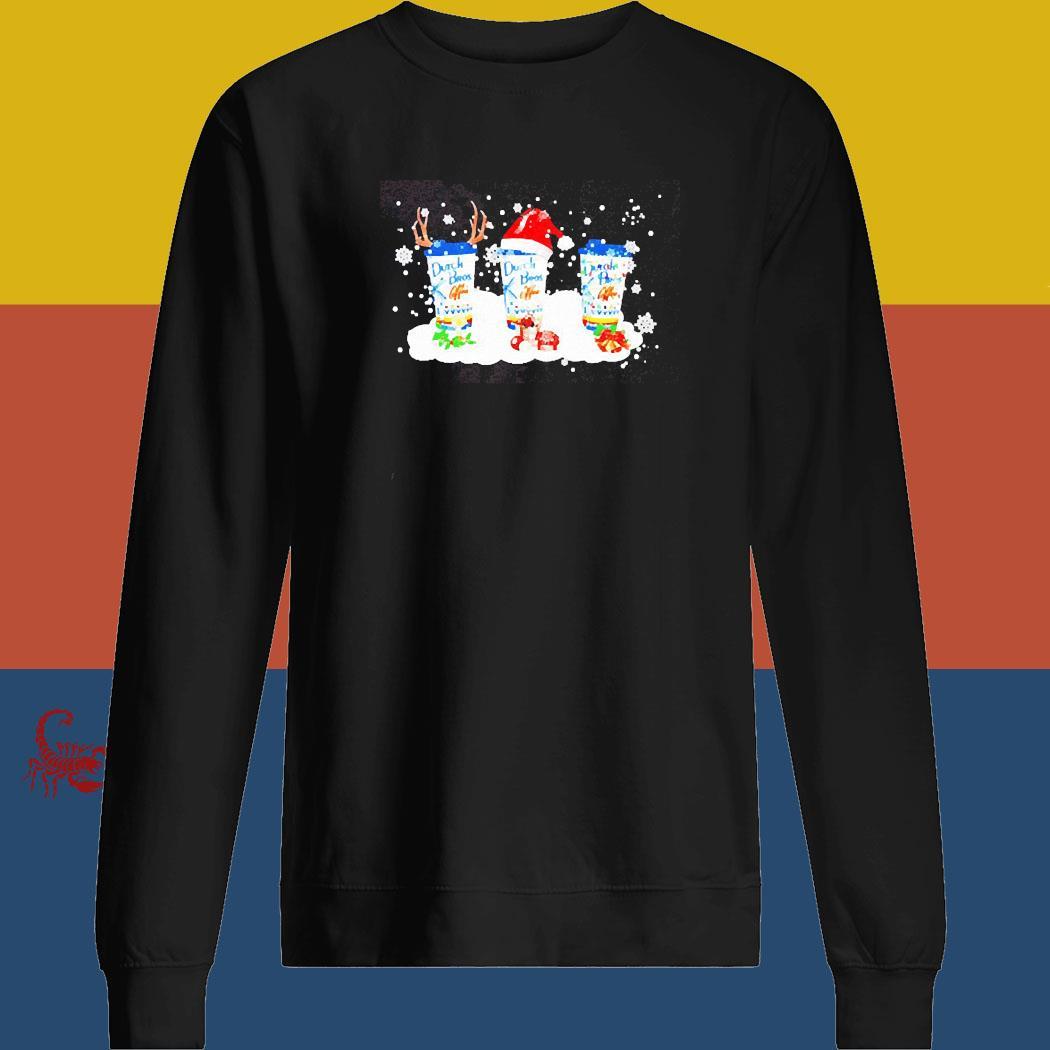 Dutch Bros Coffee Christmas Shirt sweatshirt