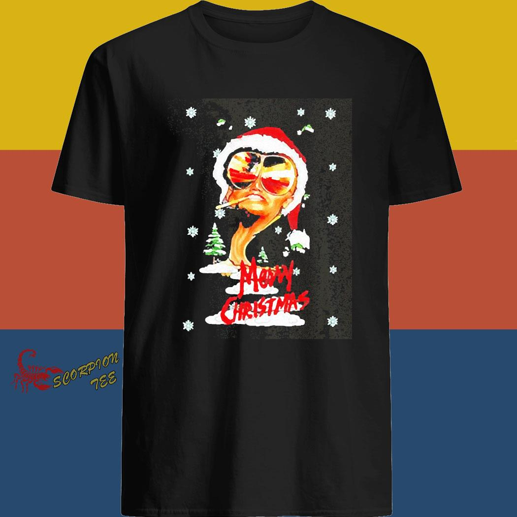 Fear And Loathing In Las Vegas Merry Christmas Shirt
