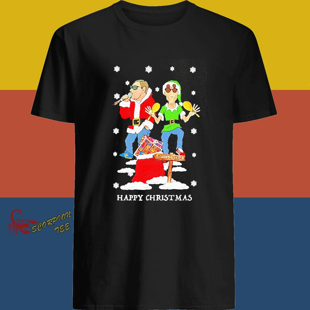 Happy Mondays Christmas 2020 Shirt