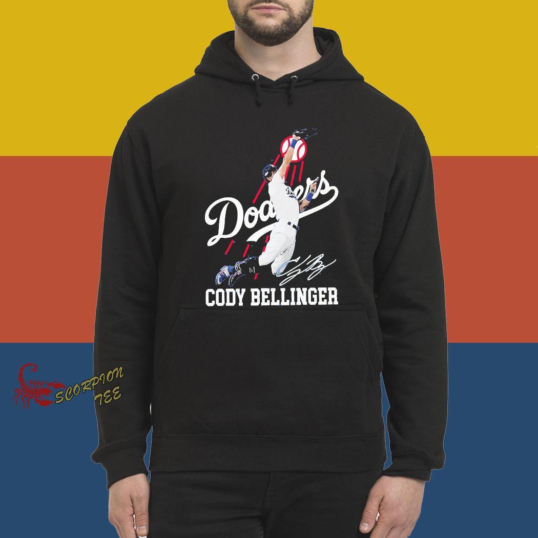 Los Angeles Dodgers Cody Bellinger Shirt hoodie