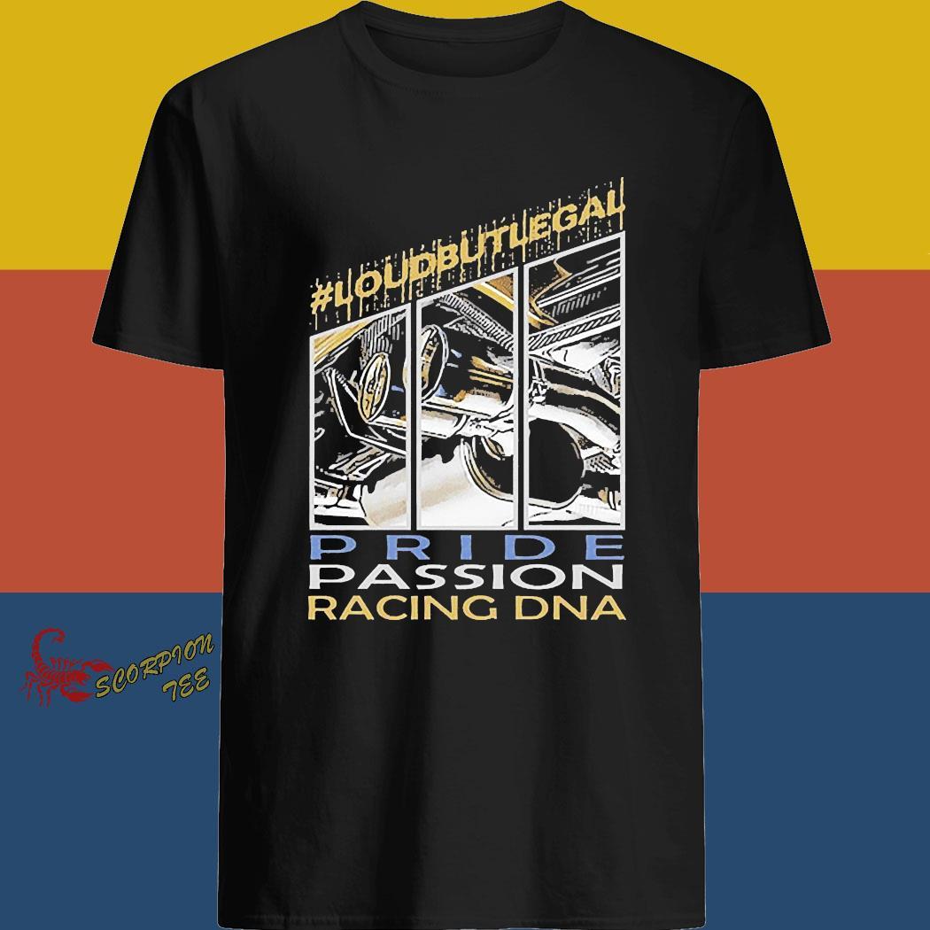 Loubutlegal Pride Passion Racing DNA Shirt