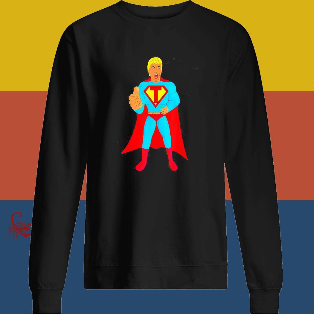 Trumpman 2020 Funny Super Gift Election Presidential 2020 Shirt sweatshirt