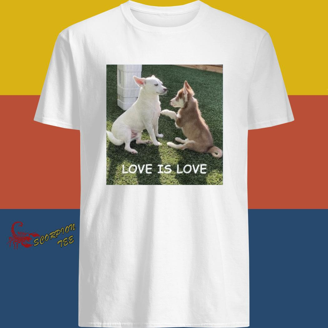 Bryson And Balto Love Is Love Shirt
