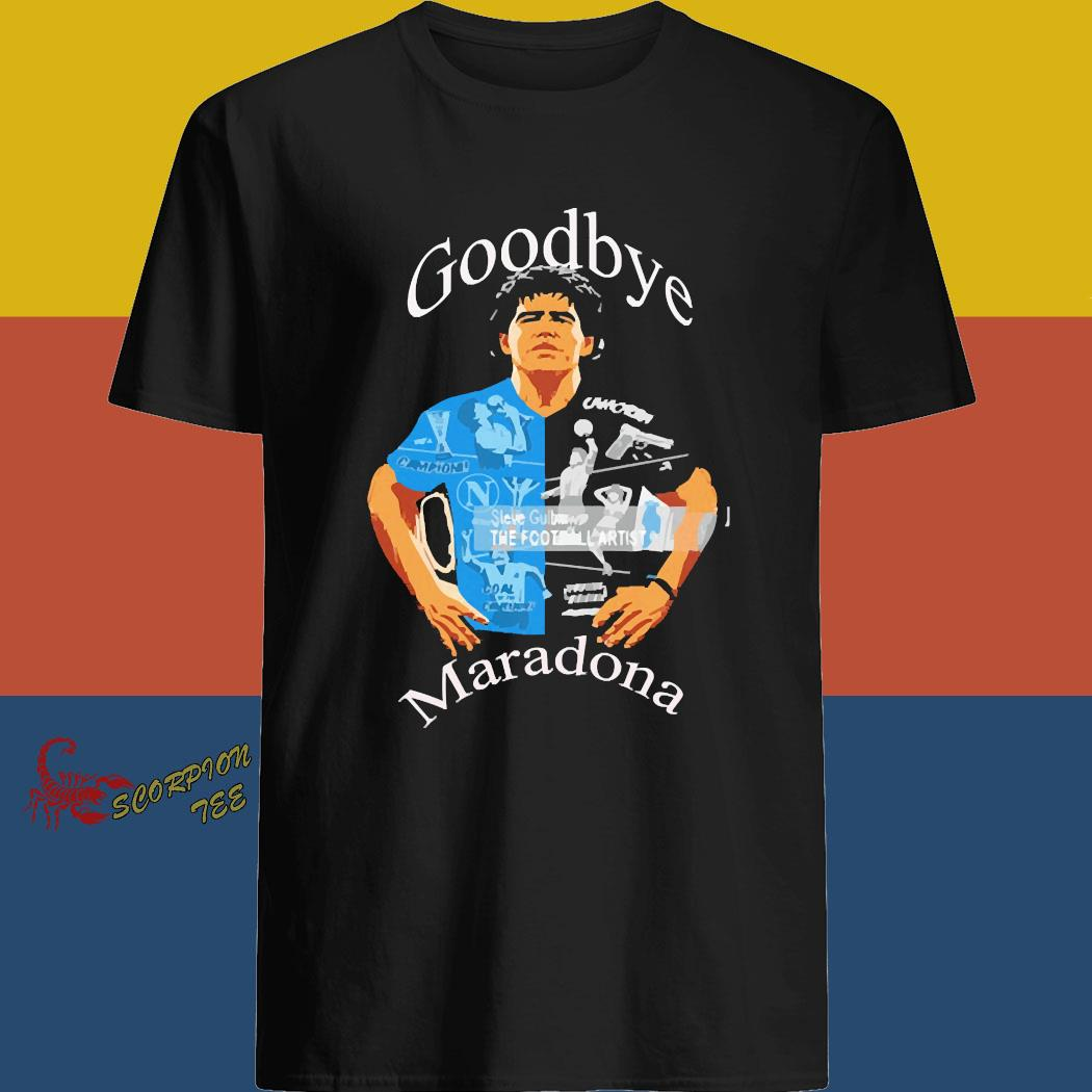 Goodbye Diego Maradona Shirt