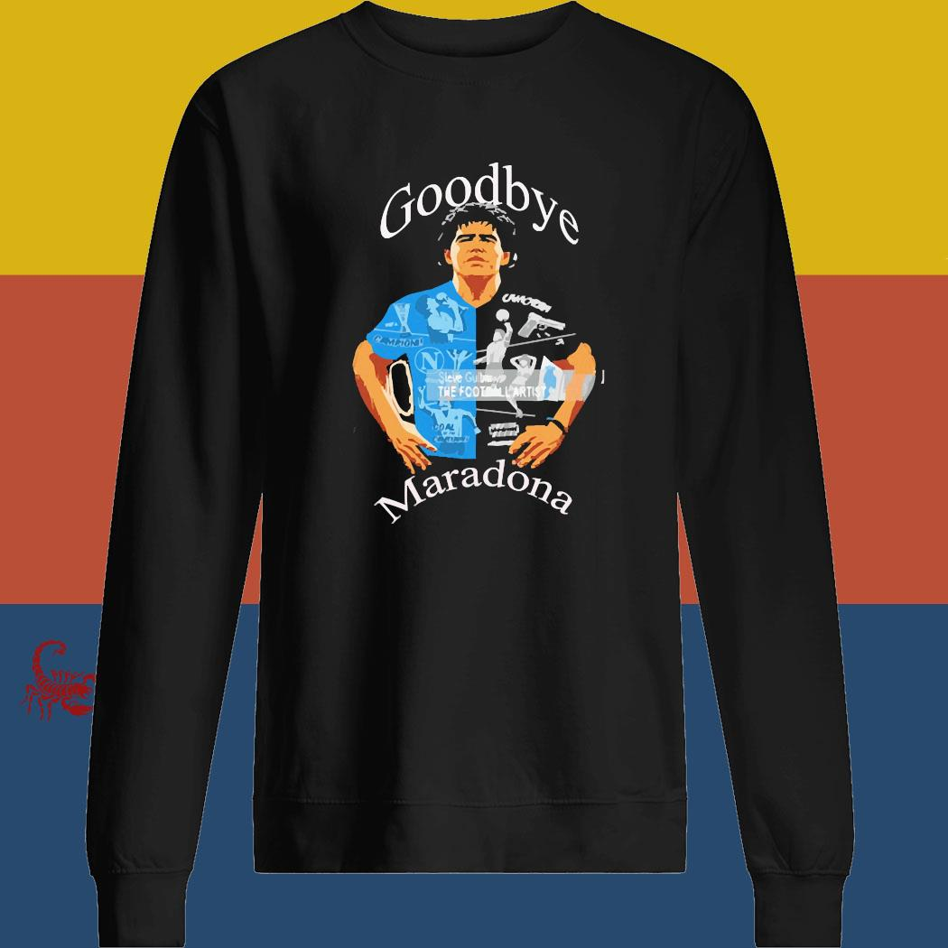 Goodbye Diego Maradona Shirt sweatshirt