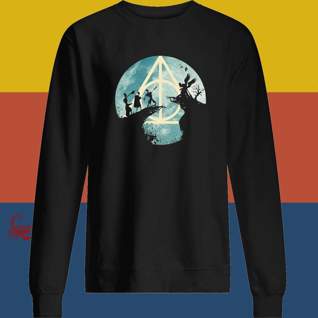 Tale Of Three Brothers Hogwarts Shirt sweatshirt