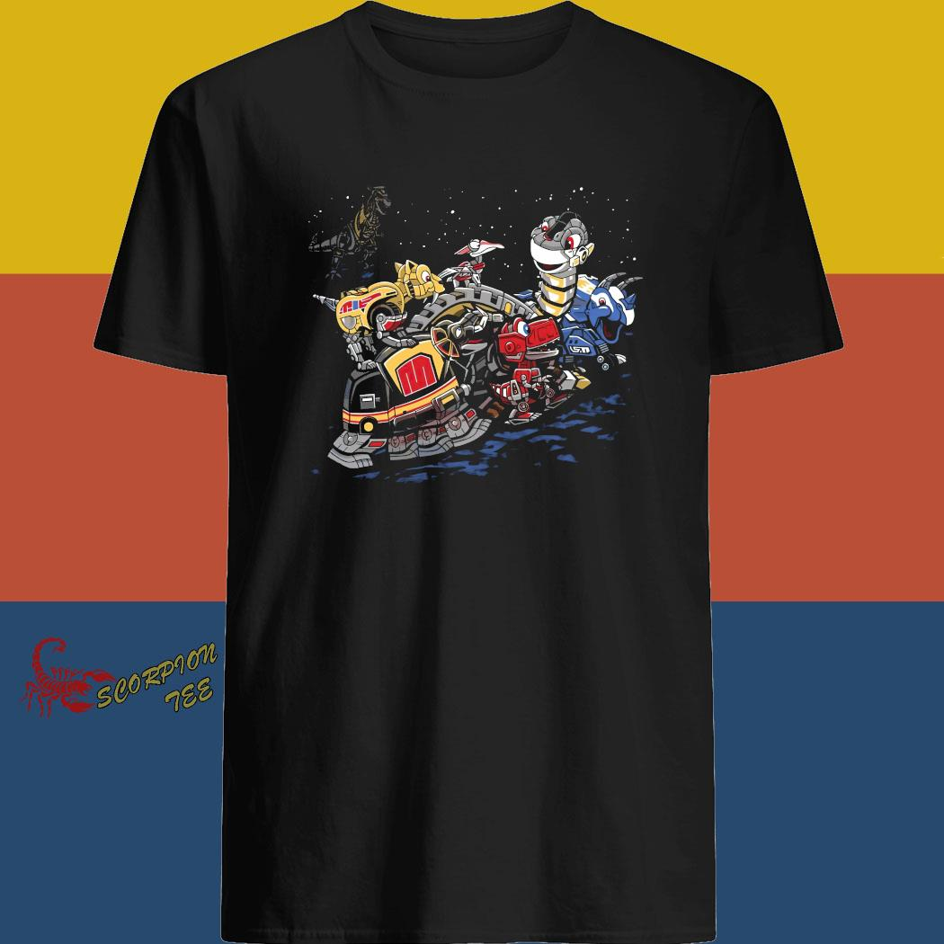 Zords Before Time Shirt