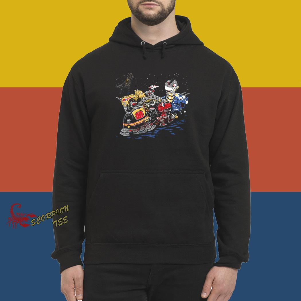 Zords Before Time Shirt hoodie