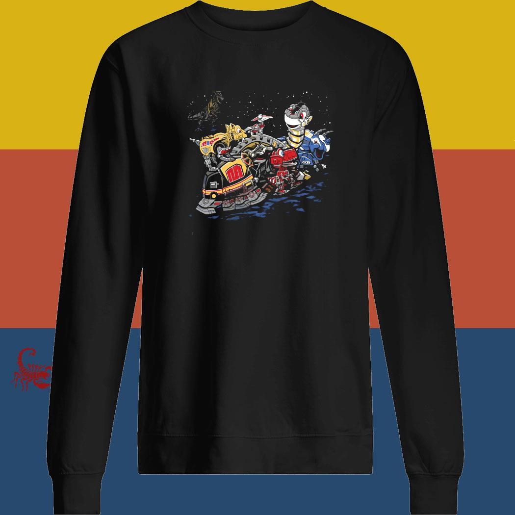 Zords Before Time Shirt sweatshirt