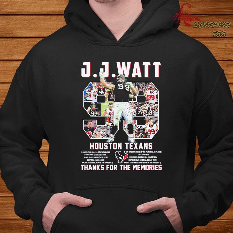 JJ Watt #99 (Houston Texans) Player NFL Sweater Dress